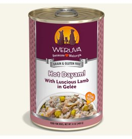 Weruva Weruva Original Canned Dog Food Hot Dayam! 14 oz single