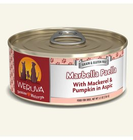 Weruva Weruva Original Canned Dog Food Marbella Paella 5.5 oz single