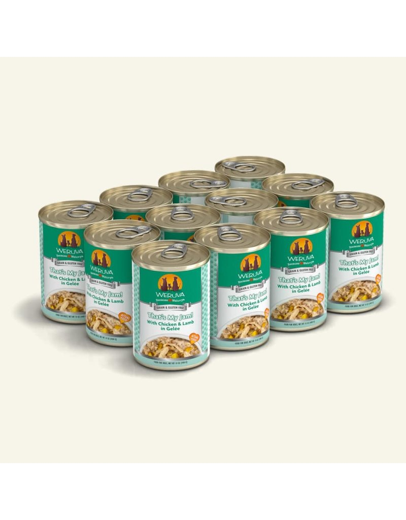 Weruva Weruva Original Canned Dog Food That's My Jam! 14 oz single