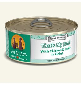 Weruva Weruva Original Canned Dog Food That's My Jam! 5.5 oz single