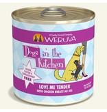 Weruva Weruva DITK Canned Dog Food CASE Love Me Tender 10 oz