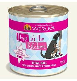 Weruva Weruva DITK Canned Dog Food Fowl Ball 10 oz single
