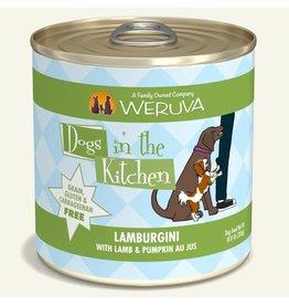 Weruva Weruva DITK Canned Dog Food Lamburgini 10 oz single
