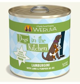 Weruva Weruva DITK Canned Dog Food CASE Lamburgini 10 oz