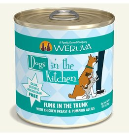 Weruva Weruva DITK Canned Dog Food CASE Funk in the Trunk 10 oz