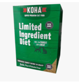 Koha Koha LID Premium Cat Food Shredded Turkey 2.8 oz Pouch single