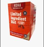 Koha Koha LID Premium Cat Food   CASE Shredded Chicken 2.8 oz Pouch