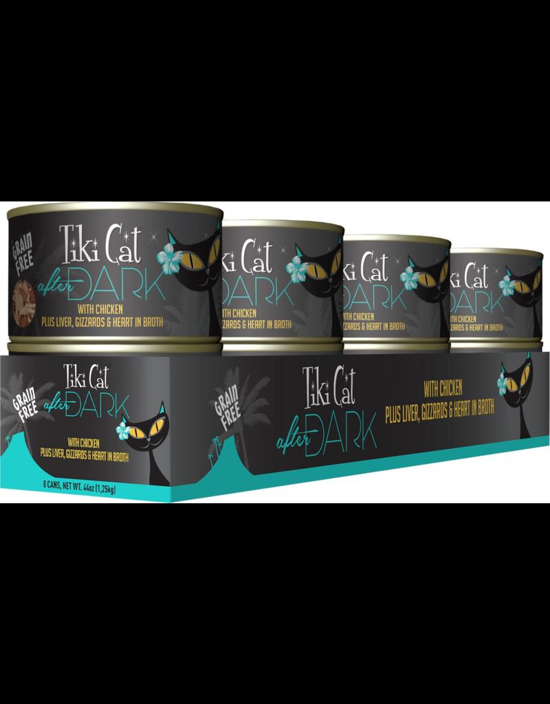 Tiki Tiki Cat After Dark Canned Cat Food Chicken 5.5 oz single
