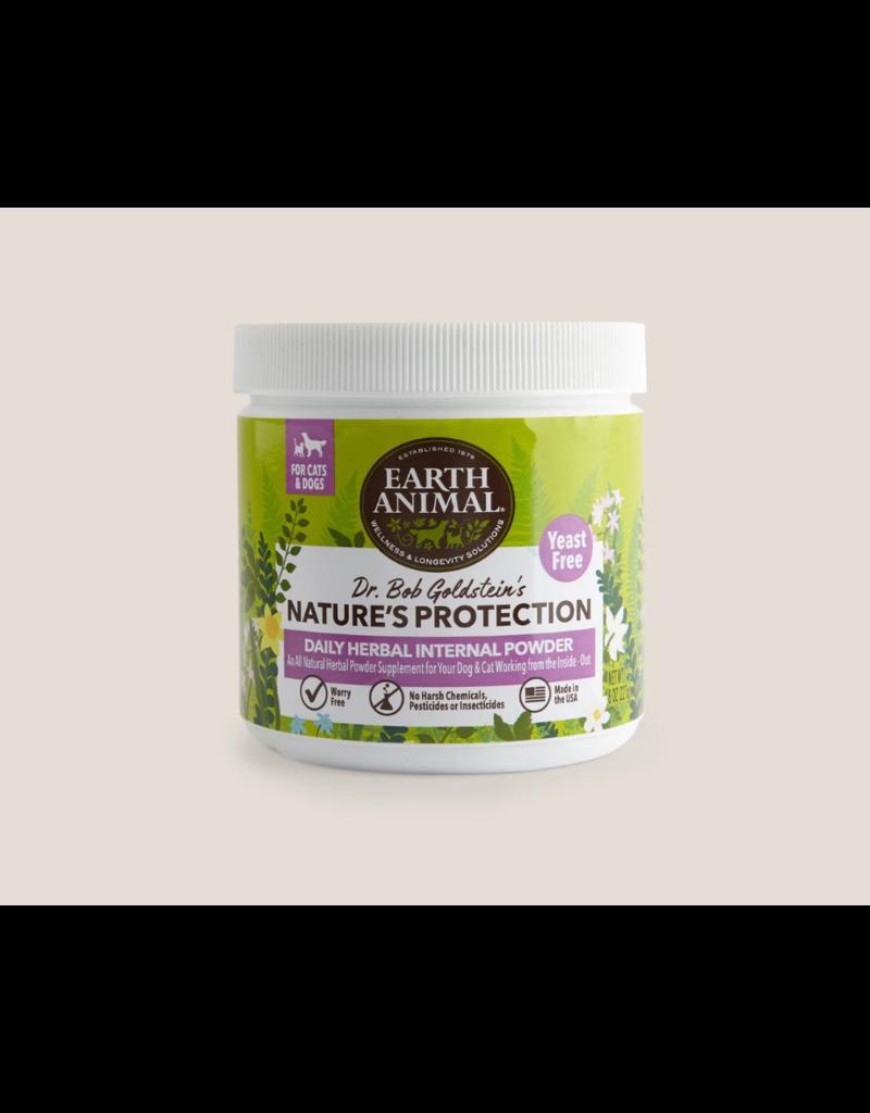 Earth Animal Earth Animal Flea & Tick Daily Internal Powder Yeast-Free 8 oz