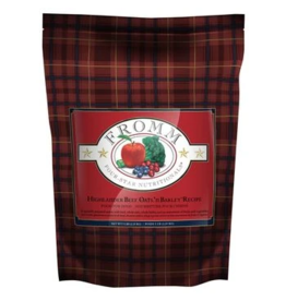 Fromm Fromm Four Star Dog Kibble Highlander Beef, Oats 'n Barley 5 lb