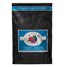 Fromm Fromm Four Star Grain Free Dog Kibble Surf & Turf 26 lb