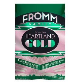 Fromm Fromm Heartland Gold Grain Free Dog Kibble Large Breed Adult 26 lb