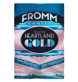 Fromm Fromm Heartland Gold Grain Free Dog Kibble Large Breed Puppy 12 lb