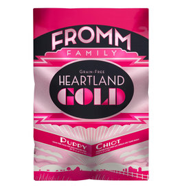 Fromm Fromm Heartland Gold Grain Free Dog Kibble Puppy 4 lb