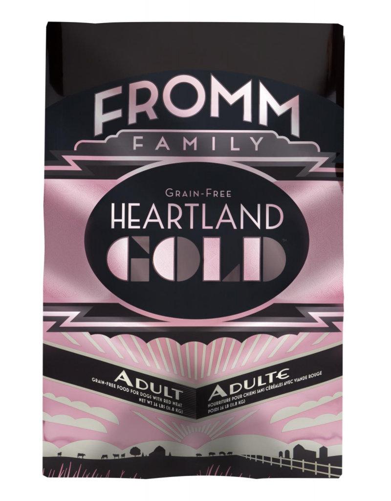 Fromm Fromm Heartland Gold GF Dog Kibble Adult 4 lb