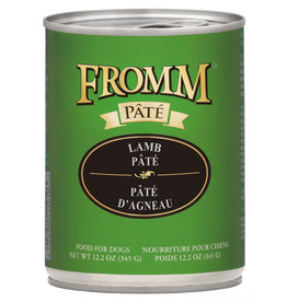 Fromm Fromm Gold Canned Dog Food CASE Lamb Pate 12.2 oz
