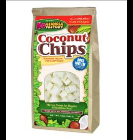 K9 Granola Factory K9 Granola Factory Coconut Chips 12 oz