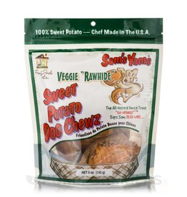 Front Porch Pets Sam's Yams Sweet Potato Chews 5 oz