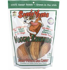Sam's Yams Sweet Potato Chews 14 oz