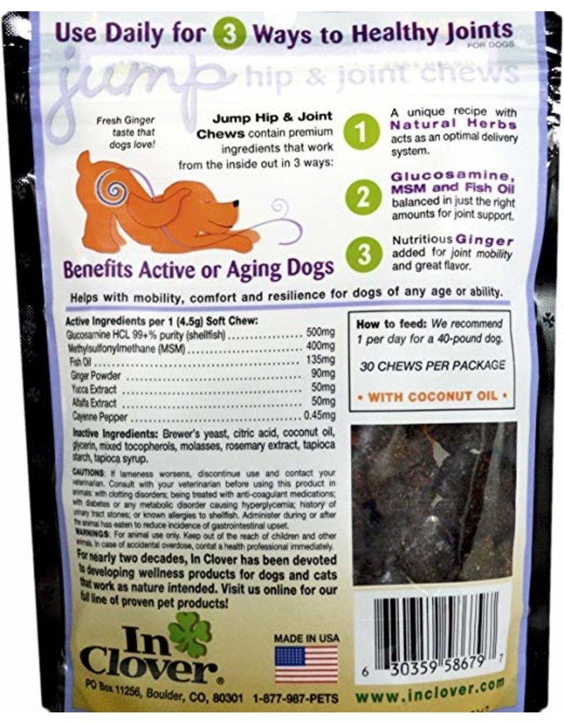 Inclover InClover Functional Dog Treats Jump 5.3 oz