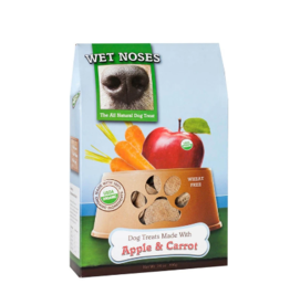 Wet Noses Wet Noses Crunchy Dog Treats Apple & Carrot 14 oz