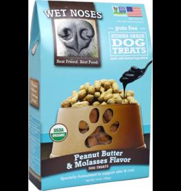Wet Noses Wet Noses Crunchy Dog Treats Peanut Butter & Molasses 14 oz