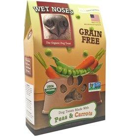 Wet Noses Wet Noses Crunchy Dog Treats Peas & Carrots 14 oz