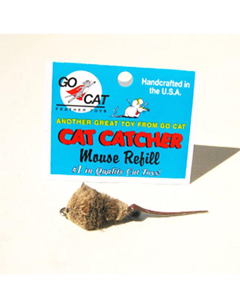 Go Cat Go Cat Toys Cat Catcher Mouse Refill