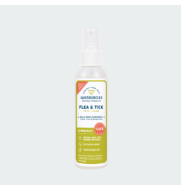 Wondercide Wondercide Flea & Tick Lemongrass & Cedar 4 oz