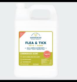 Wondercide Wondercide Flea & Tick Spray | Lemongrass & Cedar 128 oz