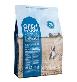 Open Farm Open Farm GF Dog Kibble Whitefish & Lentil 12 lb