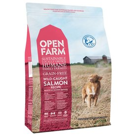 Open Farm Open Farm GF Dog Kibble Salmon 24 lb