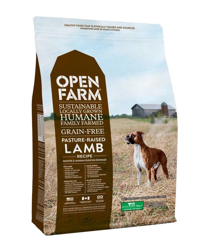 Open Farm Open Farm GF Dog Kibble Lamb 12 lb