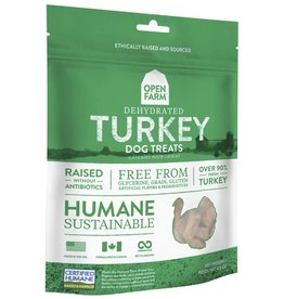 Open Farm Open Farm Dehydrated Dog Treats Turkey 4.5 oz