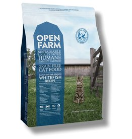 Open Farm Open Farm GF Cat Kibble Whitefish 8 lb