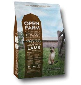 Open Farm Open Farm GF Cat Kibble Lamb 4 lb