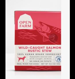 Open Farm Open Farm Dog Rustic Stew Salmon 12.5 oz single