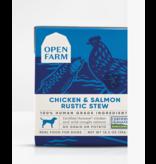 Open Farm Open Farm Dog Rustic Stew Chicken & Salmon 12.5 oz single