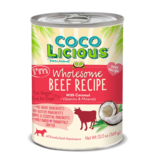 Party Animal Party Animal Cocolicious Dog Can Beef 13 oz single