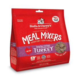 Barkworthies Stella & Chewy's Meal Mixers Tantalizing Turkey 9 oz