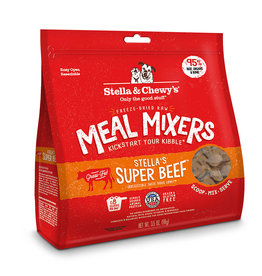 Barkworthies Stella & Chewy's Meal Mixers Stella's Super Beef 9 oz
