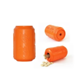 SodaPup SodaPup Can Dog Toy Orange Squeeze Small