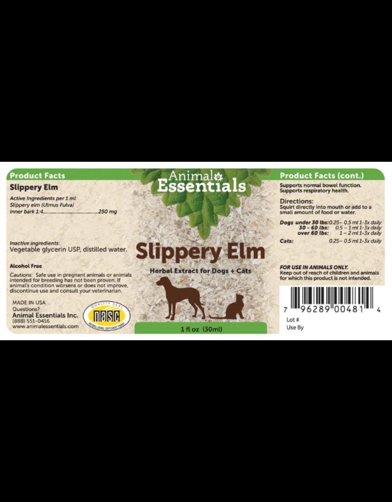 Animal Essentials Animal Essentials Tinctures  Slippery Elm 2 oz