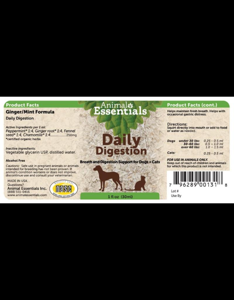 Animal Essentials Animal Essentials Tinctures | Daily Digestion 2 oz