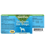 Animal Essentials Animal Essentials SeaDent For Dogs 2.5 oz (70 g)
