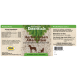 Animal Essentials Animal Essentials Herbal Green Alternative 10.6 oz (300 g)