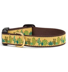 Up Country Inc. Up Country Dog Collar Succulents Small