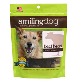 Herbsmith Herbsmith Smiling Dog Crunchy Treats Dry Roasted Beef Heart 3 oz