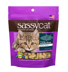 Herbsmith Herbsmith Sassy Cat Freeze Dried Cat Treats Whitefish 0.88 oz
