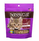 Herbsmith Herbsmith Sassy Cat Freeze Dried Cat Treats Turkey 1.25 oz